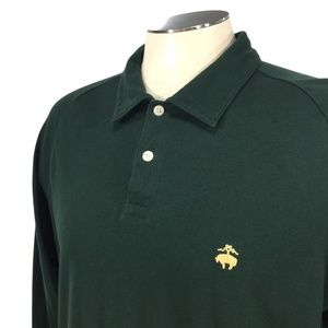 Brooks Brothers Logo Polo Shirt